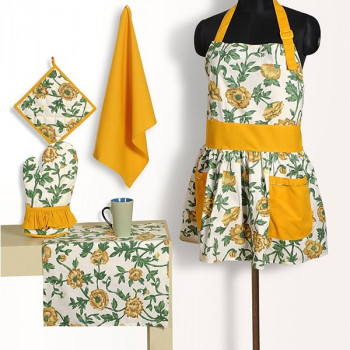 Frilly Apron Set - FA3701