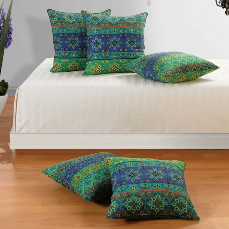 Jade Ivy Cushion Cover-1423
