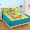 Double Kids Bed Sheet- DKB-1003 Aero