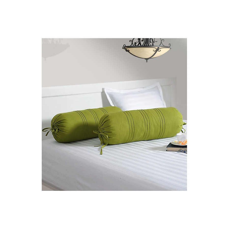 Green Bolster Cover