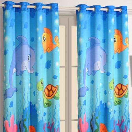 Marine Kids Curtains-141