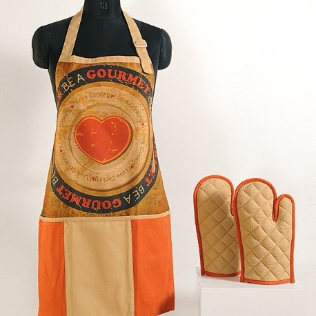 Kitchen King Digital Aprons- Apt-6010