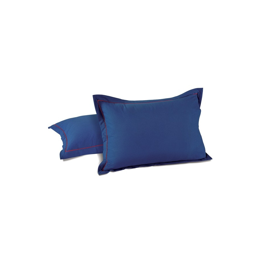 Casement Pillow Cover - Blue