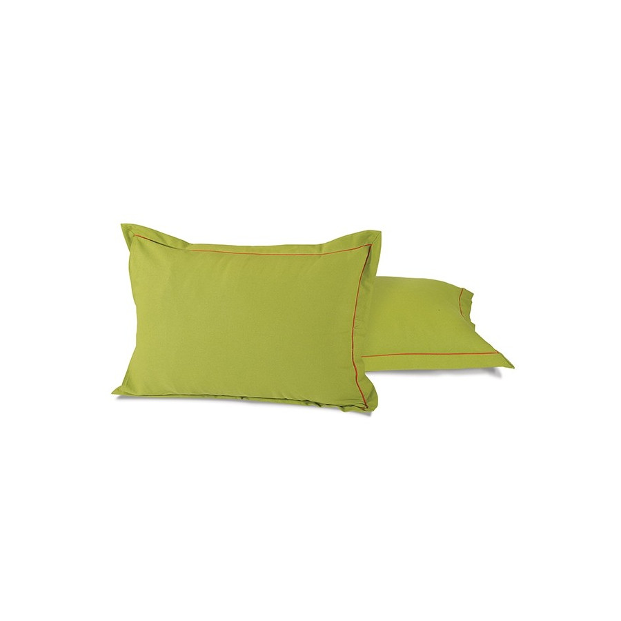 Casement Pillow Cover - Green