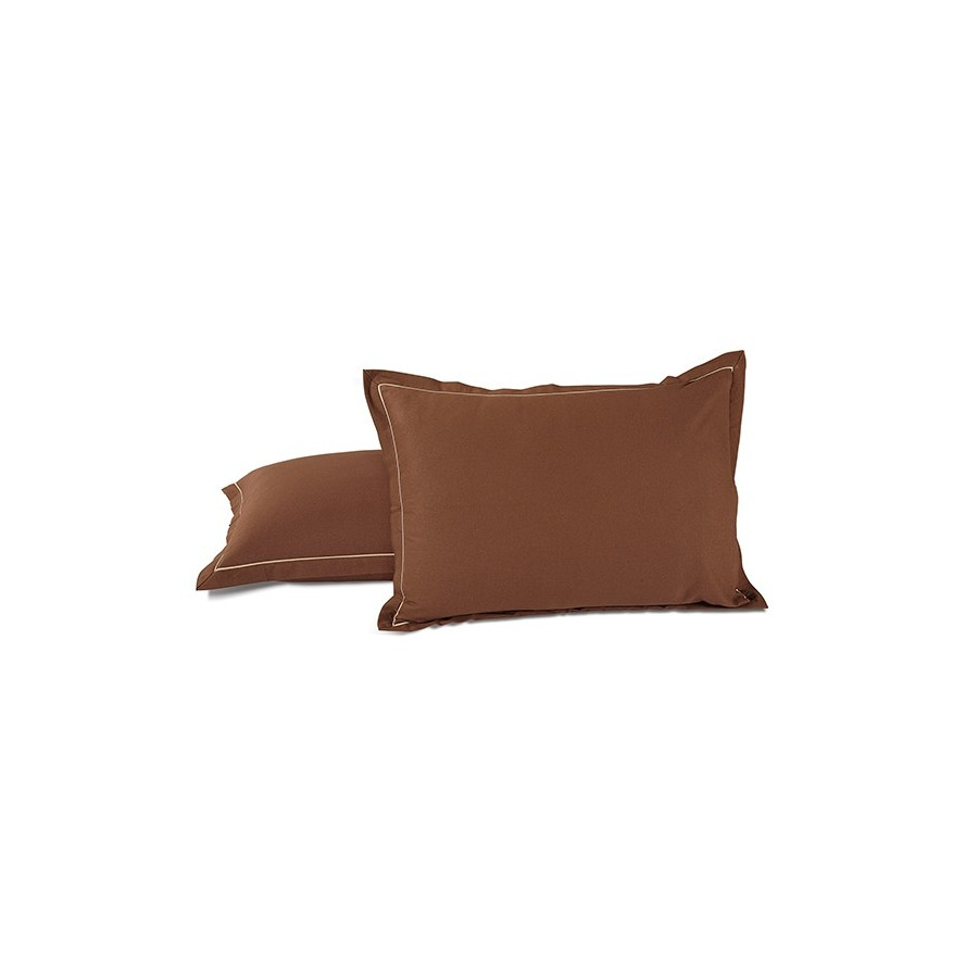Casement Pillow Cover - Brown