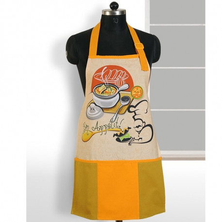 Joyful Cooking Digital Aprons- APT-6001