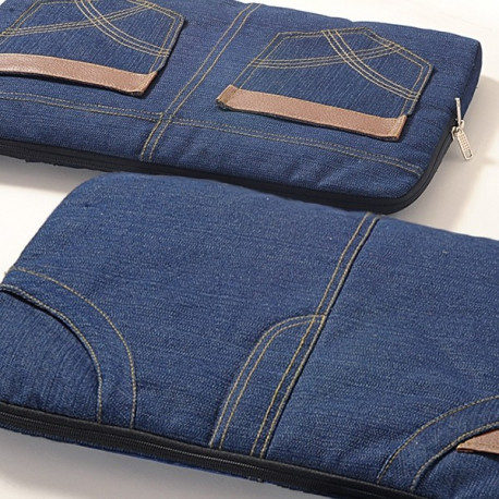 Modern Jeans Laptop Sleeves- DLS01-02