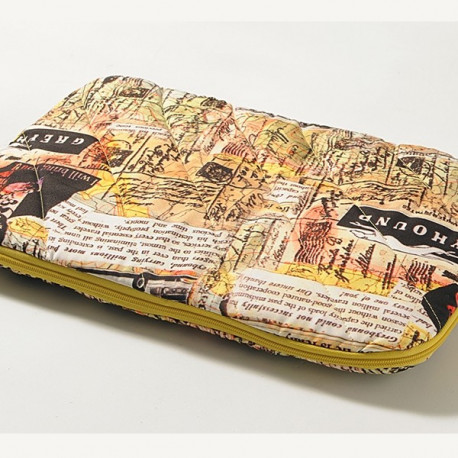 Old Paper Laptop Sleeve- LS01-02