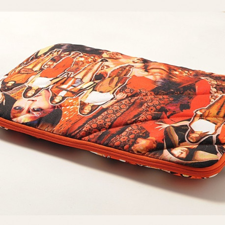 Modern Rust Laptop Sleeve- LS01-03
