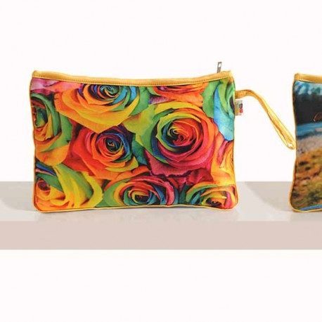Animals and Roses Printed Pouches – GP5