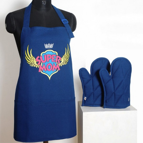 Super Mom Graffiti Aprons- APG03