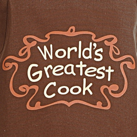 World's Greatest Cook Graffiti Apron- APG03