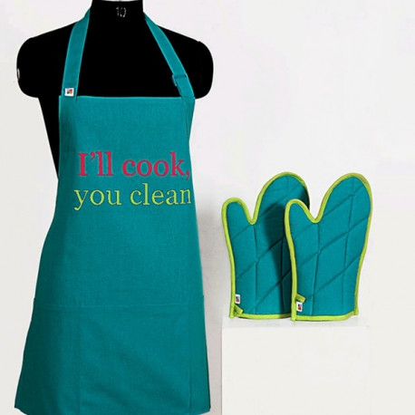 I'll cook you clean Graffiti Apron- APG03