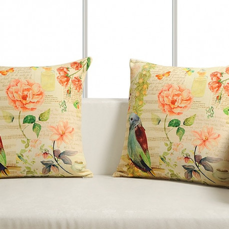 Digital Printed Cushion Covers - SCC-01