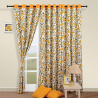 Sunrise Yellow Curtain-3701