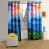 Birds Lounge Curtains-1103