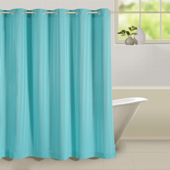 Blue Blaze Shower Curtain 5620
