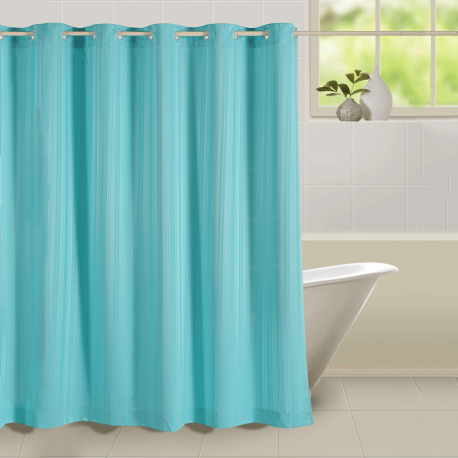 Blue Blaze Shower Curtain- 5620