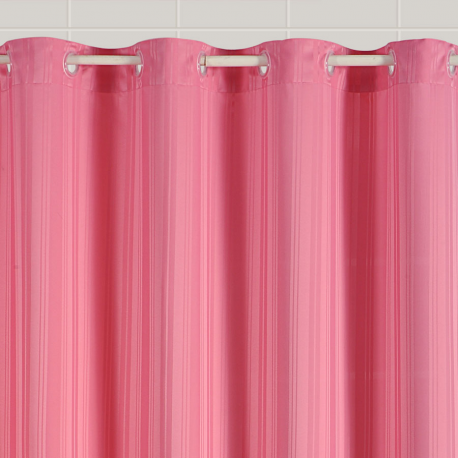 Swayam Pink Passion Shower Curtains- 5610