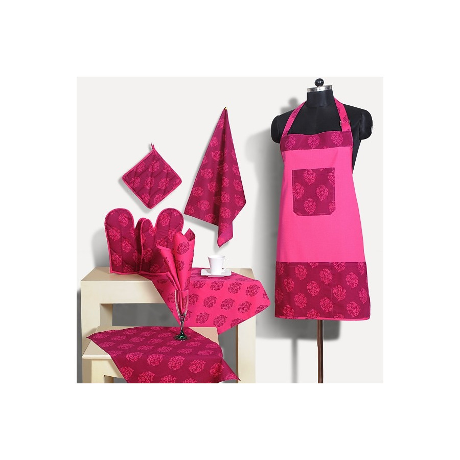 Lightening Pink Mozart Kitchen Set- KSN3008
