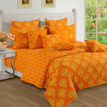 Colors of Life Bed Sheet- 1451