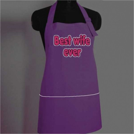 Best Wife Doodle Aprons