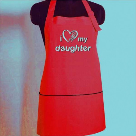 Daughter Doodle Aprons