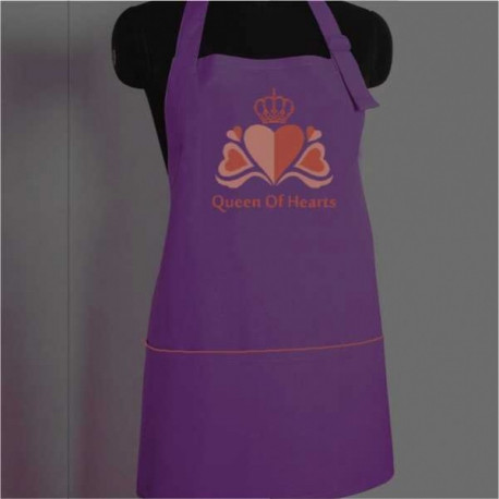 Doodle Aprons- Hearts