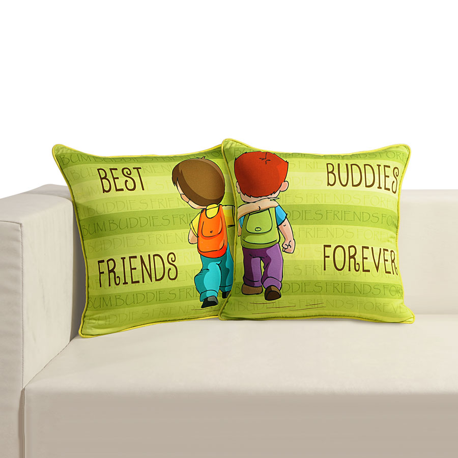 Fashion Girl cushion covers-KCC- 211
