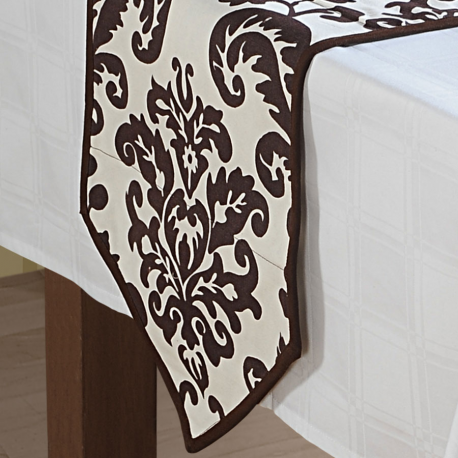 Exotic Cotton Table Runner-9009