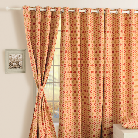 Mulberry Curtains - 6405