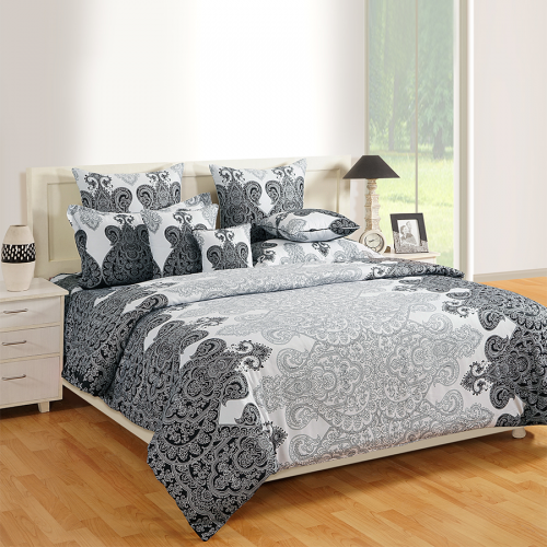 Silver Motif Zinnia Collection   1864