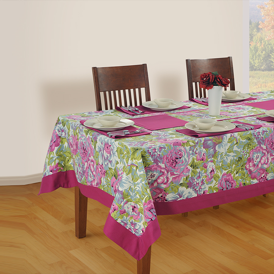Printed Rectangle Table-1314