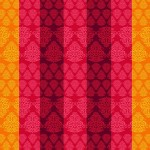 Flaming Colors Sigma Curtains -- 1303
