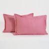 Pink Possession Pillow Cover