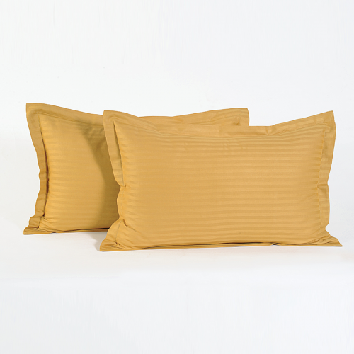 Jazz Gold Pillow Cover