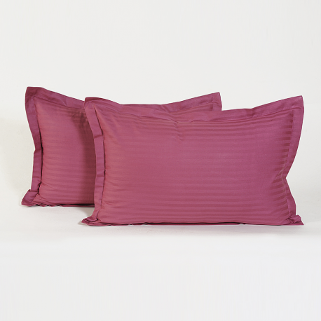 Jazz Pillow Cover - Wine
