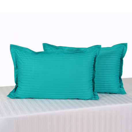 Aqua Turq Pillow Cover