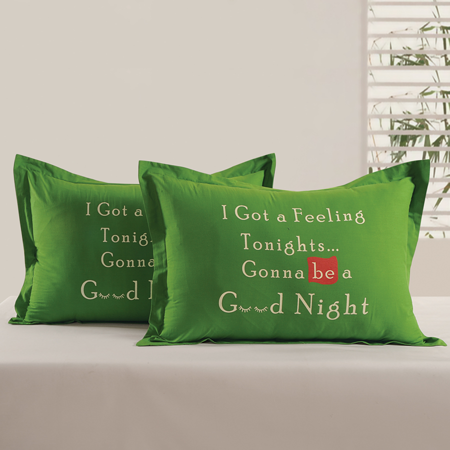 Grafitti Pillow Covers - PCG 588