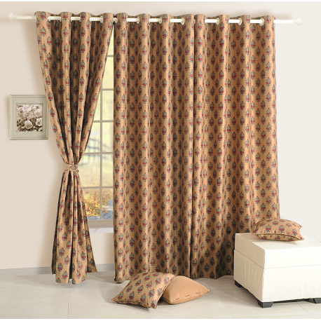 Mulberry Curtains - 6403