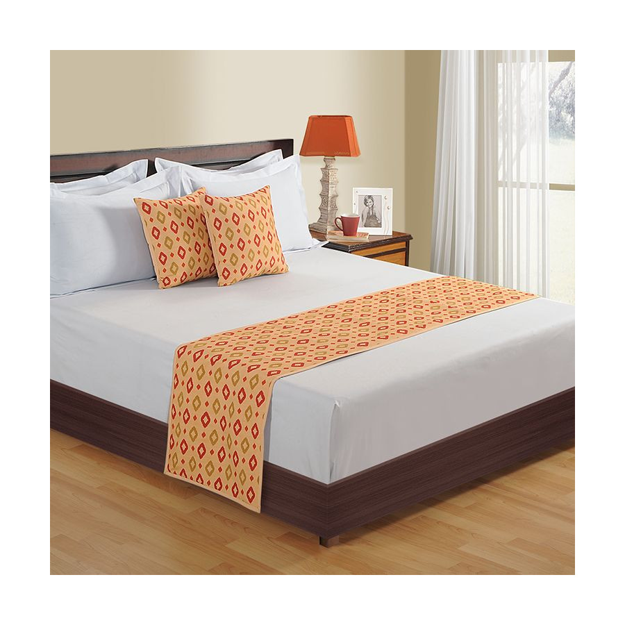 Bed Runner Set - 6405