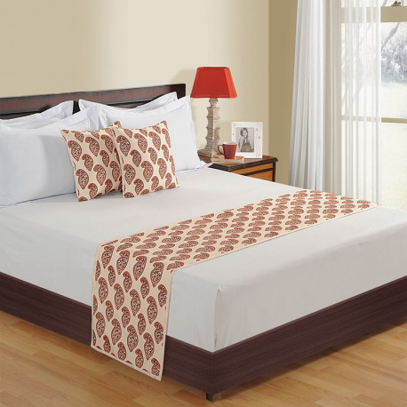 Bed Runner Set - 6406