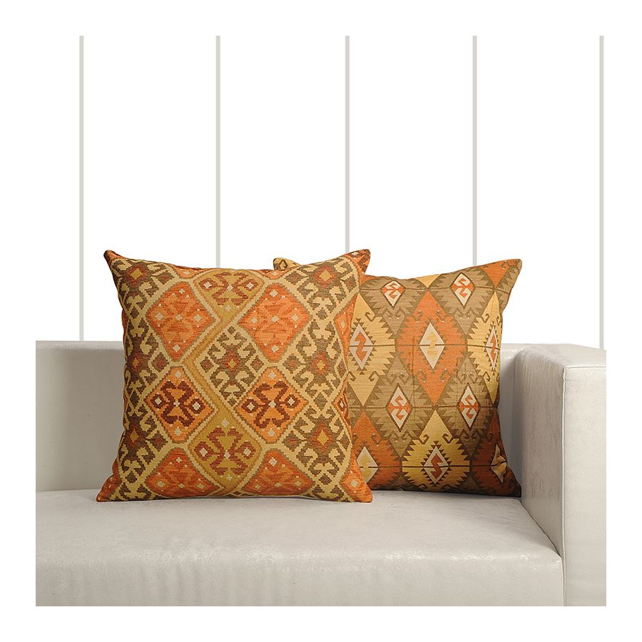 Kilim Cushion Cover 16-01 (Set of 2)