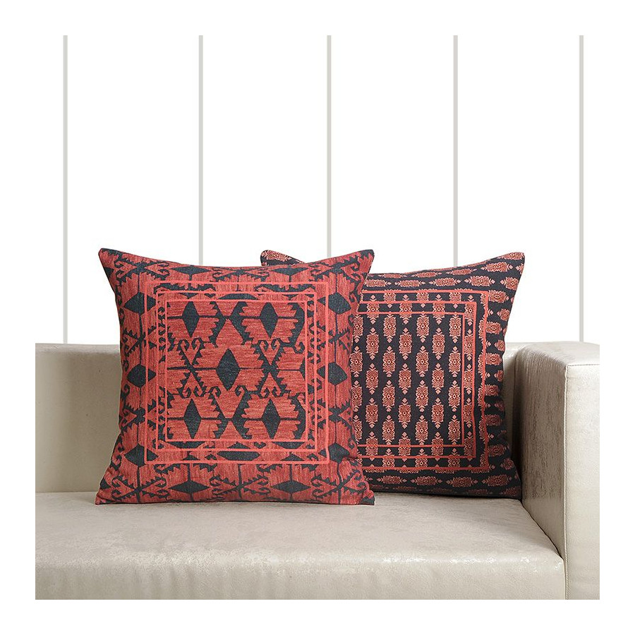 Kilim Cushion Cover 16-02 (Set of 2)