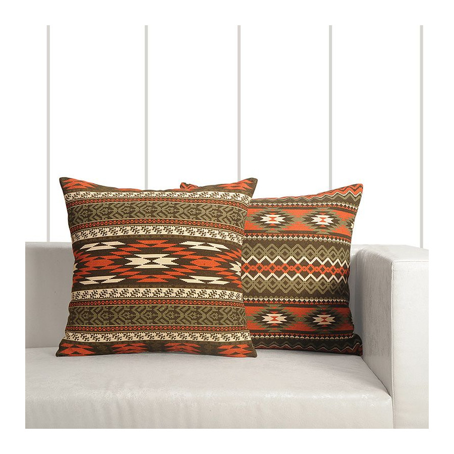 Kilim Cushion Cover 16-05 (Set of 2)