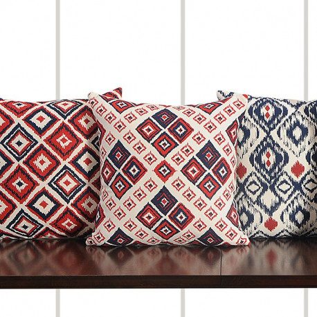 Assorted Kilim Cushion Cover 16-01 (Set of 4)