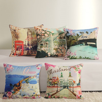 Casement Printed Cushion Covers - 2391