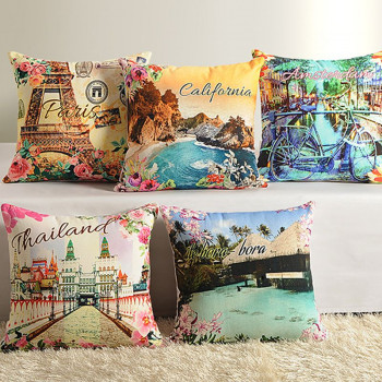 Casement Printed Cushion Covers - 2392