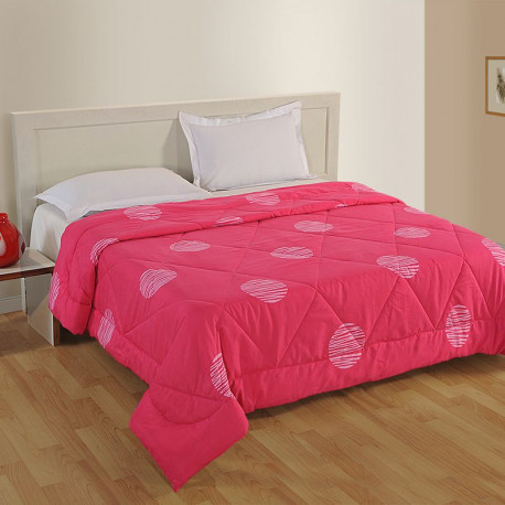 Pink Duvet Covers, Comforters and Quilts - 1181