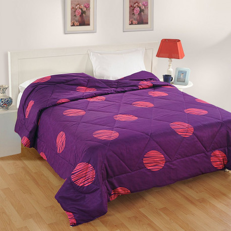 Purple Duvet Covers, Comforters and Quilts - 1182